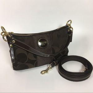 Coach Monogram Demi Crossbody/Handbag